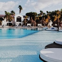 Luxury Pool Plaza Beach Resort