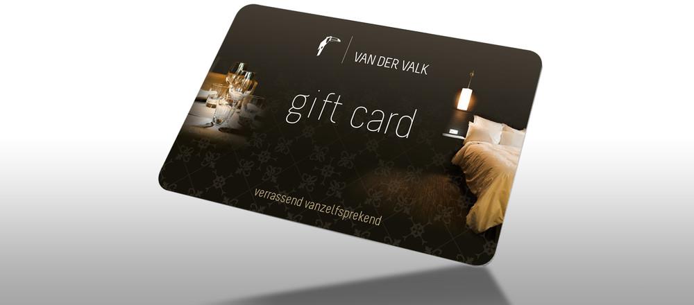 Giftcard Van Der Valk Hotels Restaurants Valk Verrast